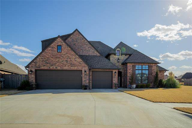 18626 E 46th Place S, Tulsa, OK 74134 (MLS #2101126) :: Hopper Group at RE/MAX Results