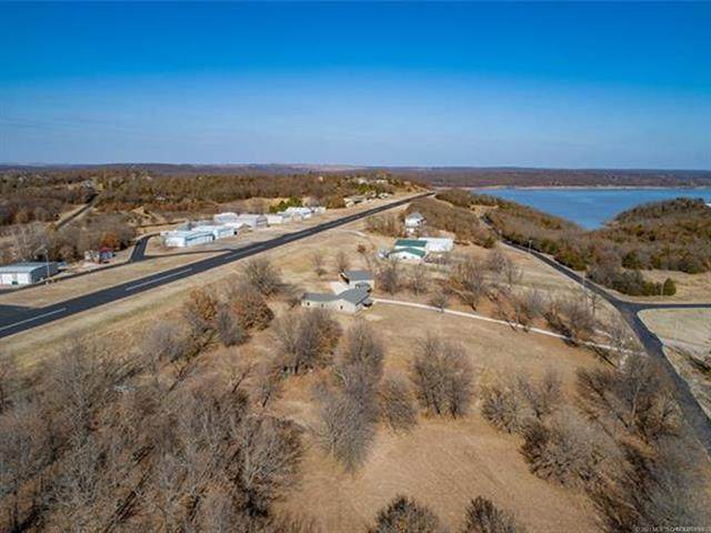 712 W Lakeshore Drive, Cleveland, OK 74020 (MLS #2101158) :: Hopper Group at RE/MAX Results