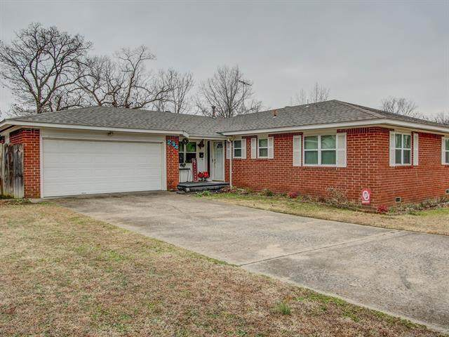 234 Dogwood Drive, Tahlequah, OK 74464 (MLS #2101188) :: RE/MAX T-town