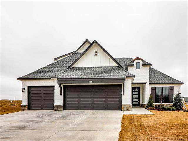 528 E 126th Street S, Jenks, OK 74037 (MLS #2101191) :: Hopper Group at RE/MAX Results