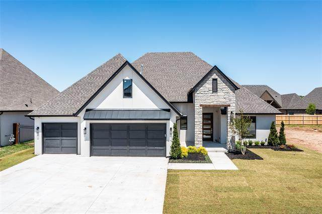 5507 E 124th Place S, Bixby, OK 74008 (MLS #2101240) :: Owasso Homes and Lifestyle