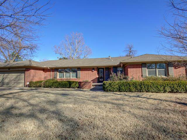 3723 S Evanston Avenue, Tulsa, OK 74105 (MLS #2101338) :: Hopper Group at RE/MAX Results