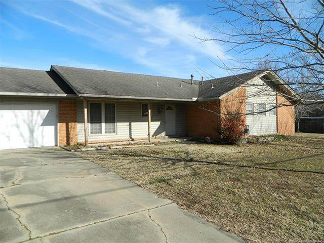 16211 E 109th Street North, Owasso, OK 74055 (MLS #2101420) :: RE/MAX T-town