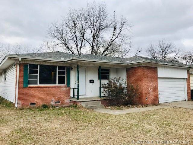 218 S 103rd East Avenue, Tulsa, OK 74128 (#2101450) :: Homes By Lainie Real Estate Group