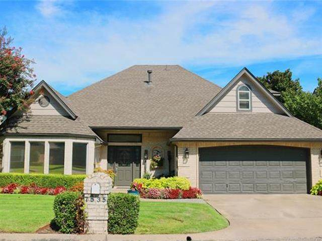 7535 S Hudson Place, Tulsa, OK 74136 (MLS #2101466) :: RE/MAX T-town