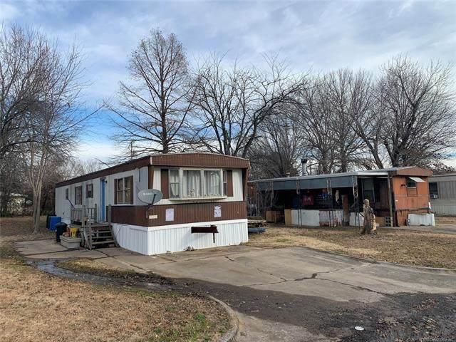 3402 W Fondulac Street, Muskogee, OK 74401 (MLS #2101510) :: RE/MAX T-town