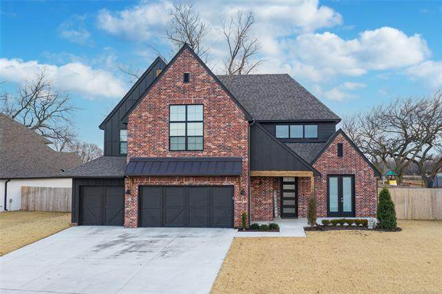 6684 E 128th Street S, Bixby, OK 74008 (MLS #2101611) :: Hopper Group at RE/MAX Results
