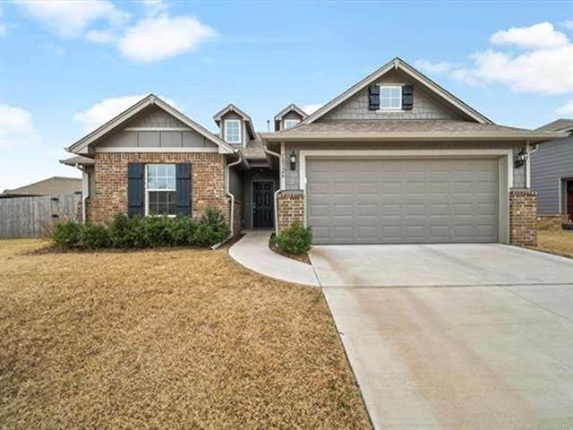 10326 S Nathan Street W, Jenks, OK 74037 (MLS #2101714) :: Active Real Estate