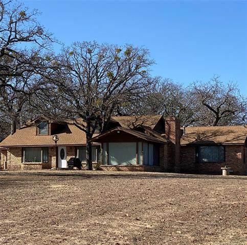 5214 Osborn, Kingston, OK 73439 (MLS #2101752) :: House Properties