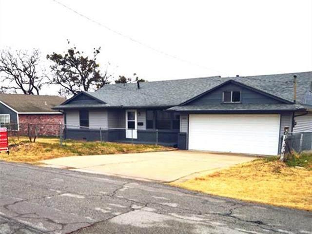 806 S Adams Street, Sapulpa, OK 74066 (MLS #2101901) :: RE/MAX T-town