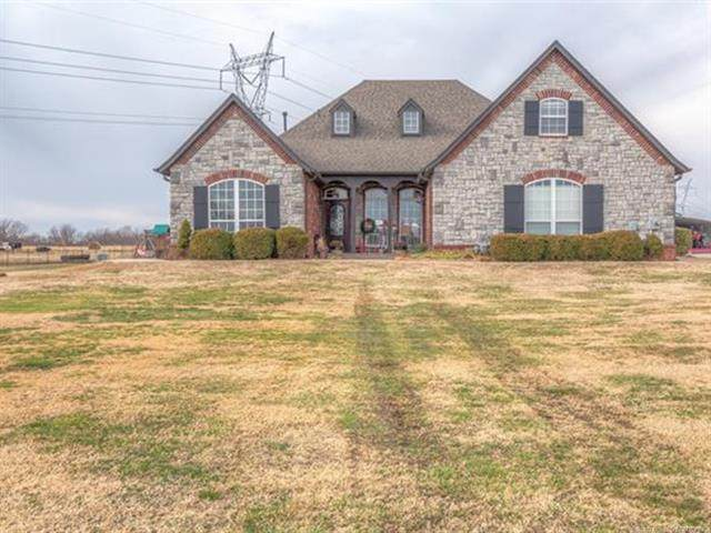 17896 S Sheridan Road, Bixby, OK 74008 (MLS #2101937) :: 580 Realty