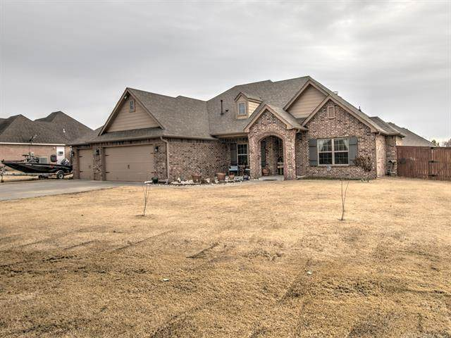 3614 W Evergreen Street, Skiatook, OK 74070 (MLS #2102001) :: Hopper Group at RE/MAX Results
