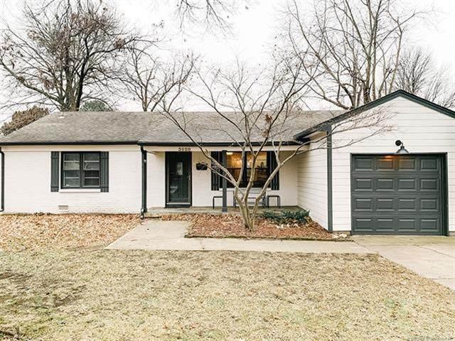 3920 E 37th Place, Tulsa, OK 74135 (MLS #2102013) :: RE/MAX T-town