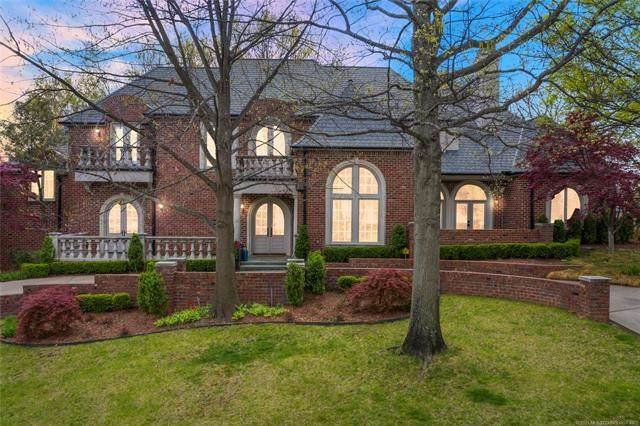 3108 E 87th Street, Tulsa, OK 74137 (MLS #2102072) :: Owasso Homes and Lifestyle