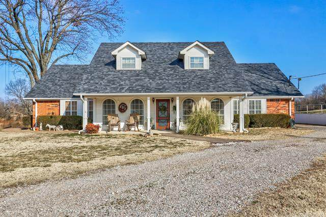 8924 County Road 1570 Road, Ada, OK 74820 (MLS #2102156) :: Hopper Group at RE/MAX Results