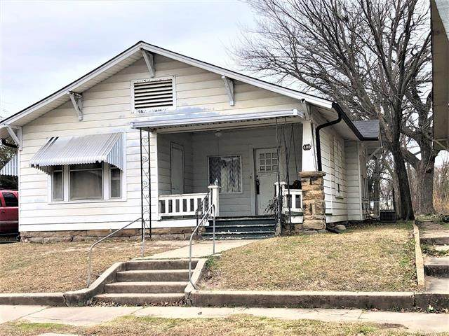 408 S Alabama Street, Okmulgee, OK 74447 (MLS #2102157) :: Hopper Group at RE/MAX Results