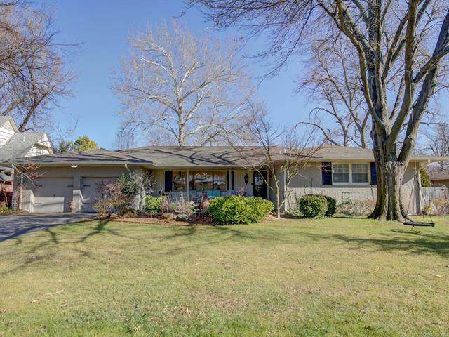 4643 S Jamestown Avenue, Tulsa, OK 74135 (MLS #2102170) :: 580 Realty