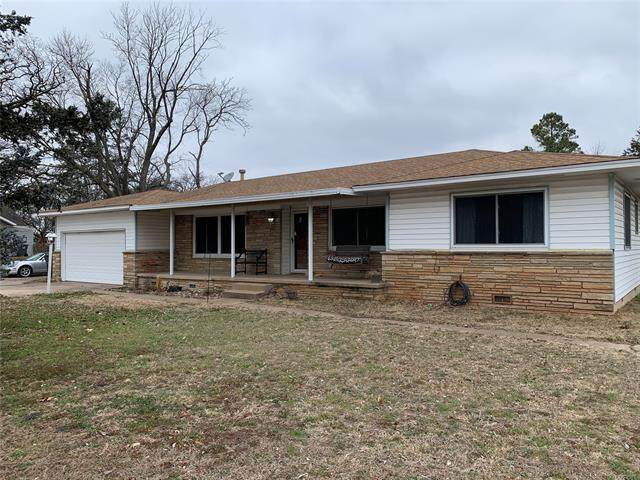 1223 W Main Street, Jenks, OK 74037 (MLS #2102438) :: Hopper Group at RE/MAX Results