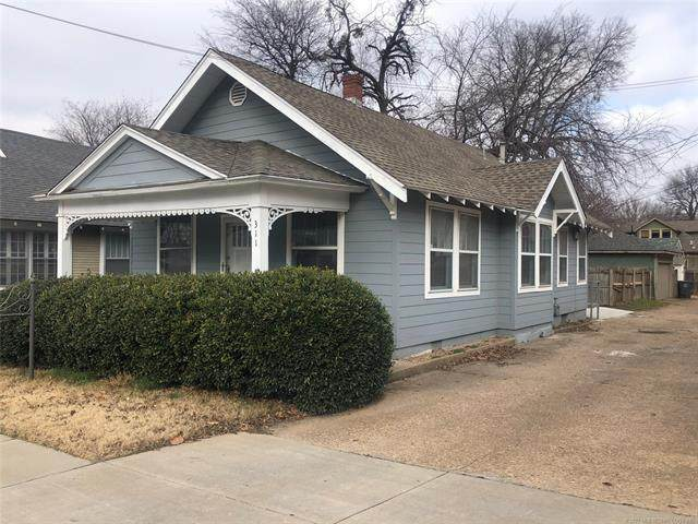 311 W 15th Street, Tulsa, OK 74119 (MLS #2102773) :: Hopper Group at RE/MAX Results