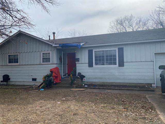 2709 Monta Place, Muskogee, OK 74403 (MLS #2102888) :: Active Real Estate