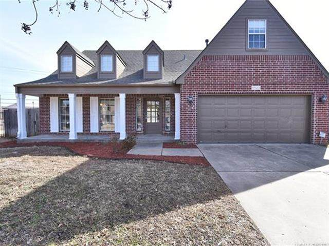 9522 E 78th Place, Tulsa, OK 74133 (MLS #2103201) :: Hopper Group at RE/MAX Results