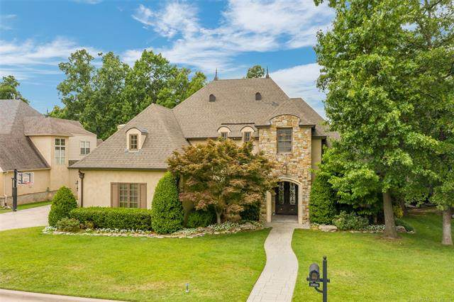 10832 S Toledo Avenue, Tulsa, OK 74137 (MLS #2103236) :: 918HomeTeam - KW Realty Preferred
