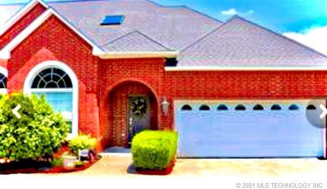 2608 S 14th Street, Mcalester, OK 74501 (MLS #2103407) :: 918HomeTeam - KW Realty Preferred