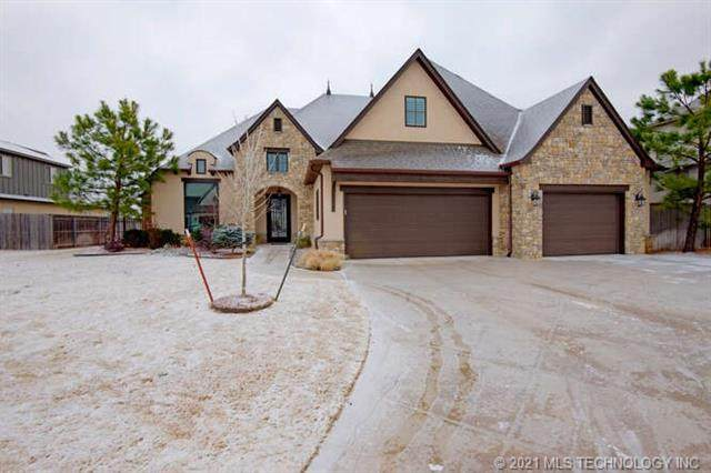 13417 S 68th East Avenue, Bixby, OK 74008 (#2104191) :: Homes By Lainie Real Estate Group