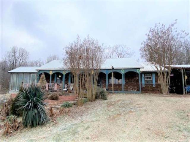 10126 N County Road 4310, Stigler, OK 74462 (#2104226) :: Homes By Lainie Real Estate Group
