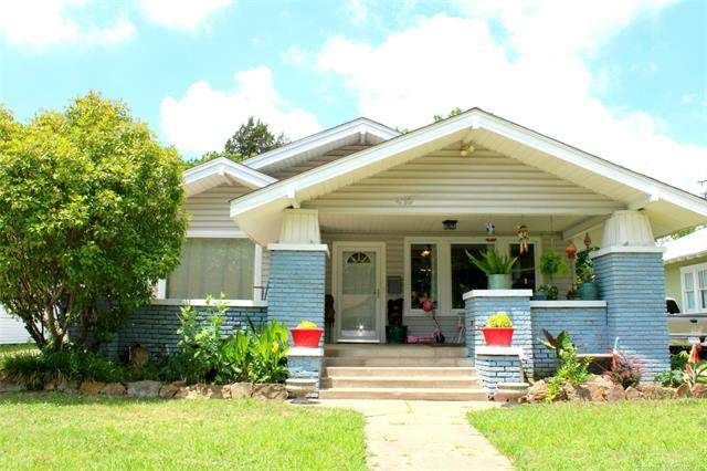 413 SW H. Street, Ardmore, OK 73401 (MLS #2104508) :: Active Real Estate