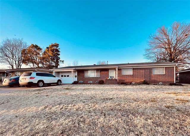 1014 E 10th, Cushing, OK 74023 (MLS #2104638) :: House Properties