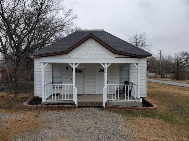 1201 Dorman Avenue, Mounds, OK 74047 (MLS #2104787) :: Hopper Group at RE/MAX Results