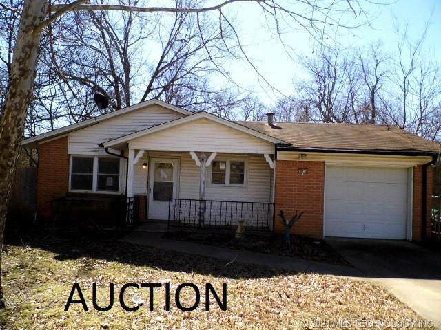 20536 E 3rd Street E, Tulsa, OK 74108 (MLS #2104917) :: Hopper Group at RE/MAX Results