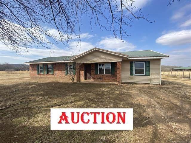 22925 S 125th Street E, Porum, OK 74455 (MLS #2104922) :: Active Real Estate