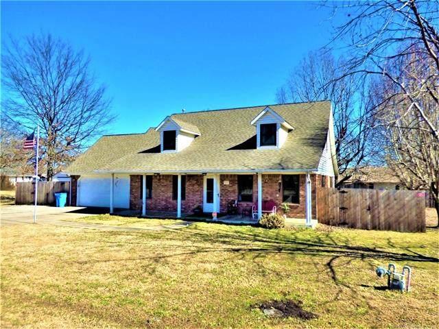 504 SW 5th Street, Checotah, OK 74426 (MLS #2105008) :: Active Real Estate