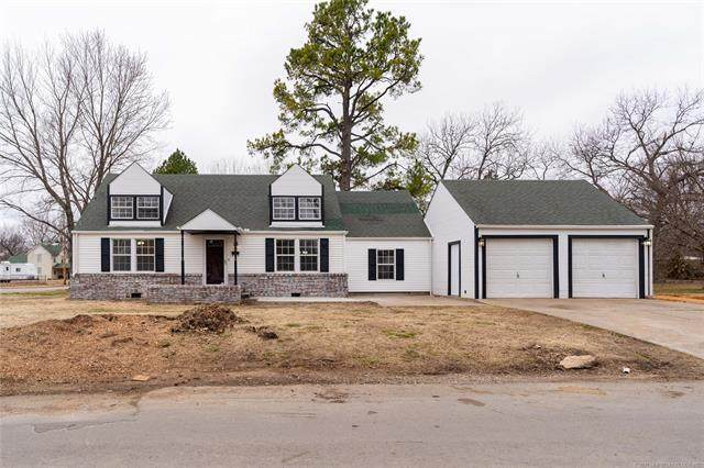 300 N D Avenue, Cleveland, OK 74020 (MLS #2105260) :: Hopper Group at RE/MAX Results
