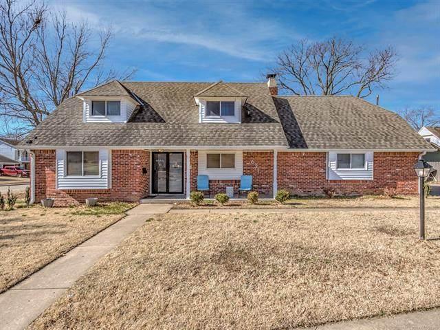 631 Crestland Drive, Bartlesville, OK 74006 (MLS #2105299) :: House Properties