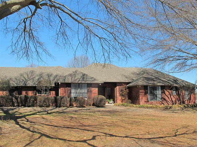 710 Franklin Court, Ardmore, OK 73401 (MLS #2105321) :: 918HomeTeam - KW Realty Preferred
