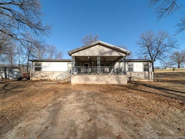 34852 S 4310 Road, Big Cabin, OK 74332 (MLS #2105583) :: RE/MAX T-town