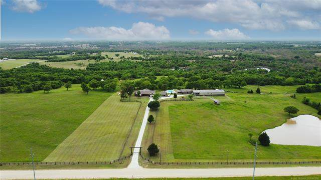 11881 N 3580 Road, Seminole, OK 74868 (MLS #2105665) :: Owasso Homes and Lifestyle