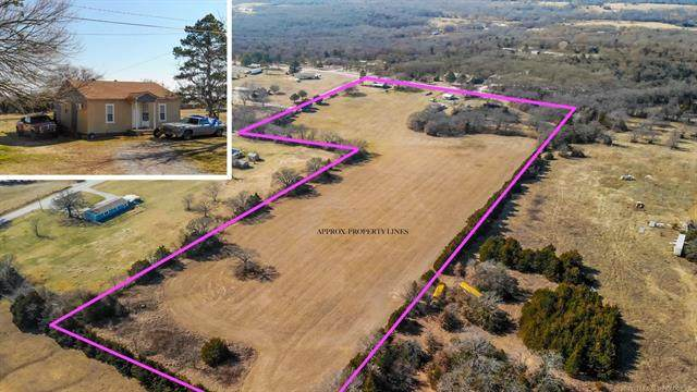 2420 Harvey Road, Ardmore, OK 73401 (MLS #2105780) :: Hopper Group at RE/MAX Results