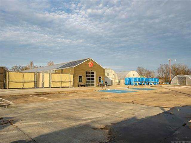 3012 E Hancock Street, Muskogee, OK 74403 (MLS #2105802) :: Hopper Group at RE/MAX Results