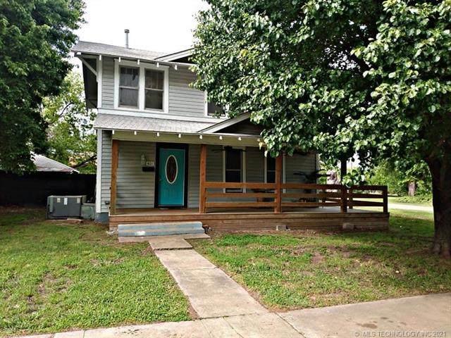401 W 6th Street, Stroud, OK 74079 (MLS #2105908) :: 580 Realty