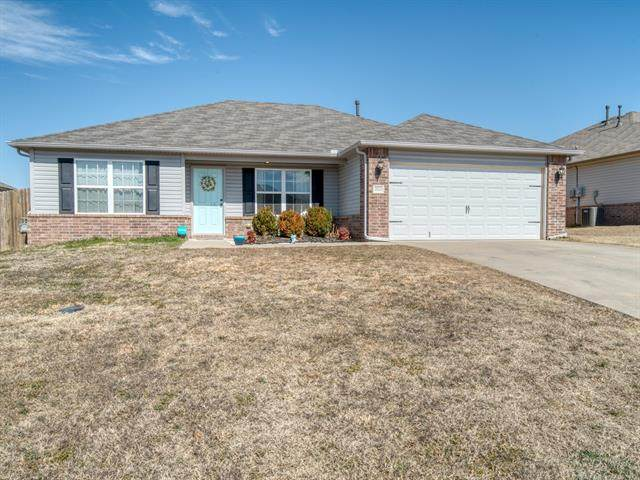 25233 E 93rd Street S, Broken Arrow, OK 74014 (MLS #2106077) :: House Properties