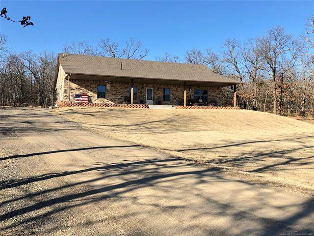 429756 E 1146 Road, Porum, OK 74455 (MLS #2106146) :: RE/MAX T-town