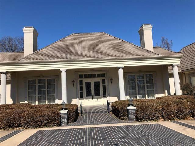 1901 Cloverleaf Place, Ardmore, OK 73401 (MLS #2106204) :: Active Real Estate
