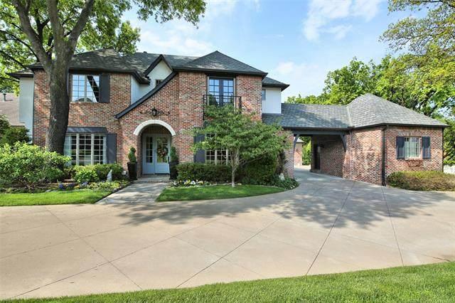 6421 E 108th Street, Tulsa, OK 74137 (MLS #2106771) :: Active Real Estate