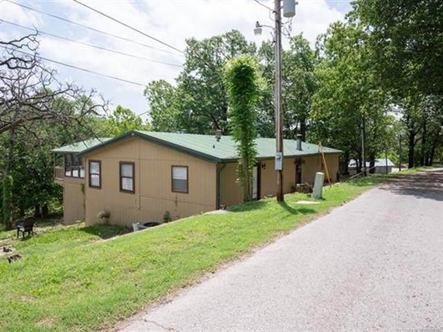 550 Morrow Drive, Eucha, OK 74342 (MLS #2107109) :: 580 Realty