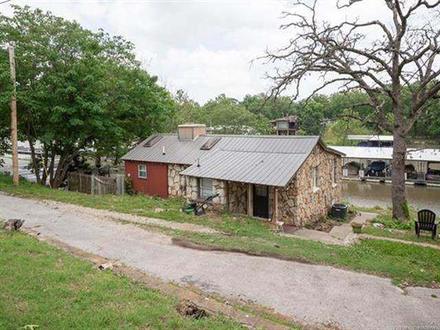 508 Morrow Drive, Eucha, OK 74342 (MLS #2107111) :: 580 Realty