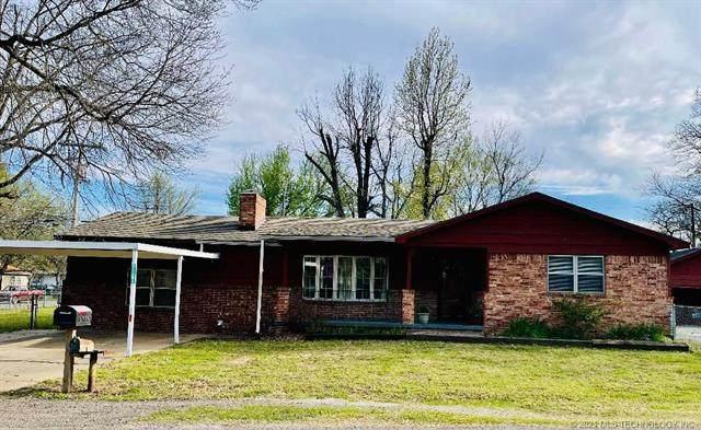 31484 E 683 Road, Wagoner, OK 74467 (MLS #2107388) :: Active Real Estate
